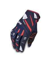 UFO Trace Gloves Blue/Red Size L