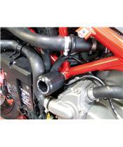 Slider R&G RACING unter der Verkleidung für 848 1098, 1198 '08-09