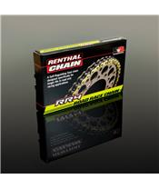 RENTHAL RR4 SRS Road Race Drive Chain 520 Pitch