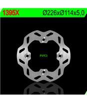 NG 1395X Brake Disc Petal Fix