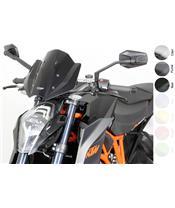 """MRA Racing """"NRM"""" windscherm zwart KTM 1290 Super Duke"""