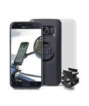 SP-CONNECT Moto Bundle fixed on Mirror Samsung S7