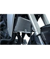 R&G RACING Kühlerschutz schwarz Honda CB300R