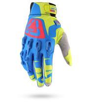 LEATT GPX 4.5 blue/yellow/red Lite gloves s.XS - 6
