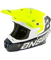 ANSWER AR1 Voyd Helmet Midnight/Hyper Acid/White