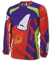 UFO 40th Anniversary Jersey Red/Green/Blue