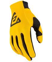 Luvas Answer AR2 BOLD Amarela/Preta, Tamanho S