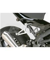 Kit adaptadores pousa-pés passageiro Speed Triple LSL 117T033