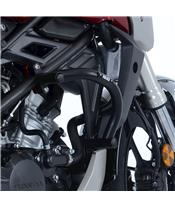 R&G RACING Sturzbügel Adventure schwarz Honda CB125R/300R