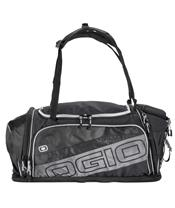 OGIO Gravity Duffle Bag Black/Silver