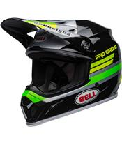 BELL MX-9 Mips Helmet Pro Circuit 2020 Black/Green