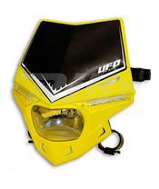 Careta UFO homologada Stealth amarillo PF01715-102
