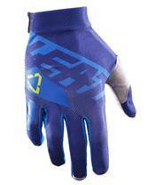 Gants LEATT GPX 2.5 X-Flow bleu/jaune Taille S (EU7 - US8)