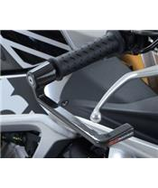 R&G RACING carbon fiber lever guard APRILIA RSV4RF/RR