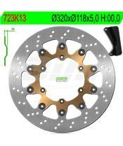 Disco de travão NG 723K13 Ø320 x Ø118 x 5