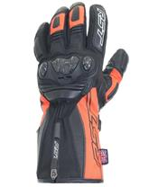 RST Ladies Paragon V CE Waterproof Gloves Leather/Textile Flo Red Size S/06