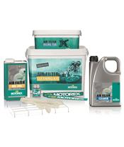 MOTOREX Complete Air Filter Cleaning Kit