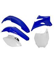 RACETECH Plastic Kit OEM Color Blue/White Yamaha YZ250F