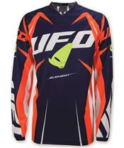 UFO Element Jersey Blue/Red/Fluoro Yellow