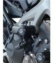 STURZPAD AERO R&G RACING MITTE Yamaha MT-09