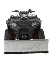 Kit lame à neige universelle Kolpin X-Factor quad métal 132 cm