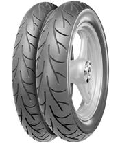 CONTINENTAL Tyre ContiGo! 80/100-17 M/C 46P TL
