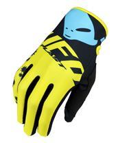 UFO Mizar Gloves Yellow