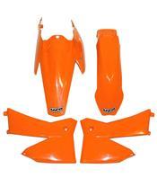 UFO Plastic Kit OEM Color Orange KTM