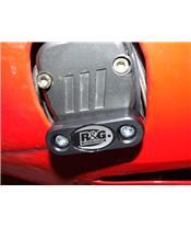 R&G RACING Left Engine Case Slider Black Benelli Tornado 900 Tre/RS