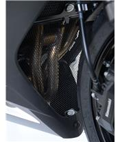 R&G RACING Downpipe Grille Black Kawasaki Z1000
