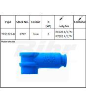 Pipa de bujía NGK TRS1225 Azul