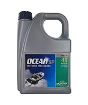 MOTOREX Ocean SP 4T Motor Oil 10W40 Synthetic Performance 4L (x1)