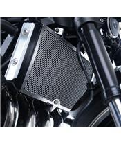 R&G RACING Radiator Guard Titanium Kawasaki Z900RS