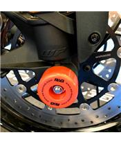 R&G RACING Fork Guards Orange KTM