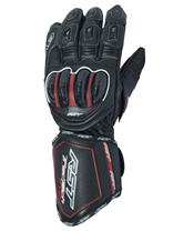 RST Tractech Evo Waterproof CE Gloves Leather Black Siz