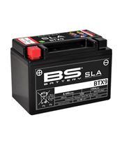 Batterie BS BATTERY BTX9 SLA sans entretien activée usine