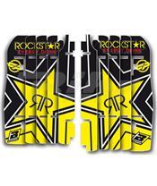 Autocolantes para grelhas de radiador Blackbird Réplica Honda Rockstar A101R8
