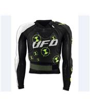 UFO Enigma bodyguard white/black/green size L/XL