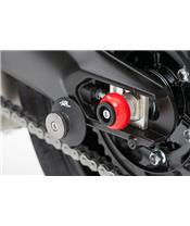 LSL rear crash ball kit Red Yamaha MT-09