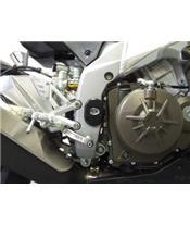 Insert de cadre gauche/droit R&G RACING pour RSV4 09