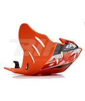 Cubrecarter AXP Enduro KTM naranja AX1452