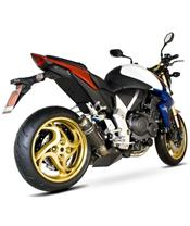 Silencieux Scorpion RP1-GP (simple) carbone Honda CB1000R