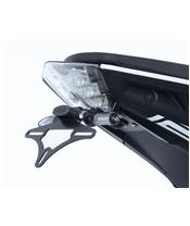 R&G RACING Licence Plate Holder Black KTM Duke