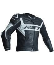 RST TracTech Evo R Jacket CE Leather White