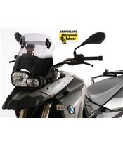 "MRA Variotouring ""VTM"" Windshield Smoke Grey BMW F650GS"