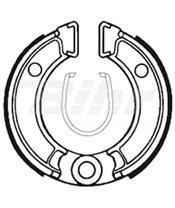 Zapatas de freno Tecnium BA010