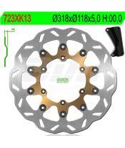 Disco de travão NG 723XK13 Ø320 x Ø118 x 5