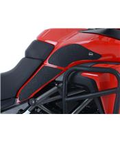 R&G RACING Tank Grip Kit Clear (4 Pieces) Ducati Multistrada 950