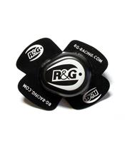 R&G RACING Knee Sliders Black