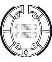 Zapatas de freno Tecnium BA040